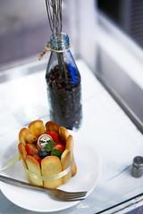 Christmas is very here (iSam's) Tags: christmas xmas red green cake japan garden dessert sweet handmade desserts vietnam bakery merry saigon charlottes ladyfinger 2015 isam isam2015