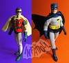 Batman & Robin from Batman'66 action figures (infadoll) Tags: robin toy 1966 66 company batman adamwest burtward classictvseries actionfiguredollcustomizedfigures infadoll