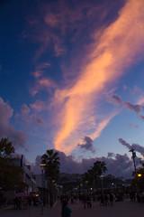_MG_9941 (35.smyrna) Tags: sunset cloud clouds palmtree palmiye konak izmir bulut gnbatm