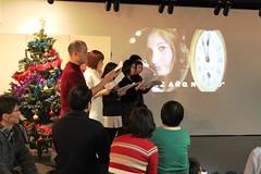 Fiesta de Navidad 2015 /  2015 (Instituto Cervantes de Tokio) Tags: christmas people navidad fiesta christmastree navidades carol  alumnos christmascarol espaol institutocervantes estudiantes    villancicos villancico