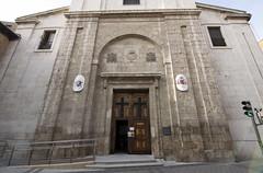 Basílica de la Gran Promesa se prepara para apertura de la Puerta Santa _ 6 (Iglesia en Valladolid) Tags: santuario jubilar granpromesabasílicavalladolidtemplo