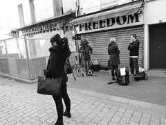 (exxoskelet) Tags: journalism stdenis assaut corbillon