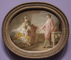 2015/12/11 18h27 Jean-Honor Fragonard, Les Dbuts du modle (vers 1770-1773), exposition Fragonard (Valry Hugotte) Tags: paris france painting ledefrance muse peinture exposition tableau fragonard modle museduluxembourg jeanhonorfragonard lesdbutsdumodle