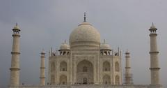 Taj Mahal (felipeepu) Tags: travel india architecture sunrise temple reisen taj mahal agra indie architektur voyager sonnenaufgang tempel