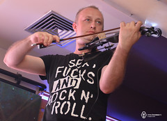 25 Iulie 2015 » DJ Ralmm și Arty Violin