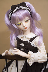Happy New Year! (Muri Muri (Aridea)) Tags: ball asian star doll sd bjd abjd jointed souldoll