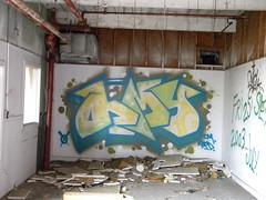 Ohmy (Randall 667) Tags: street urban building art abandoned graffiti artist massachusetts exploring cm crew writer bfd outcast ohmy attleboro tagger