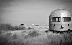 Travel (plot19) Tags: uk england blackandwhite black english landscape photography blackwhite kent britain south british caravan chrom dungerness plot19