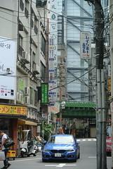 tokyo6023 (tanayan) Tags: urban town cityscape tokyo japan nikon j1 road street alley   shinbashi