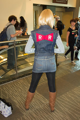 PAX West 2016 Cosplay (darkwingzerotwo) Tags: pax paxwest paxwest2016 cosplay dragonball z dbz android 18