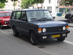 1992 Range Rover Van (harry_nl) Tags: denmark danmark 2016 copenhagen kbenhavn rangerover van