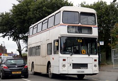 Arthur, Coatbridge G122NGN (busmanscotland) Tags: arthur coatbridge g122ngn g122 ngn volvo b10m b10m50 citybus northern counties palatine london buses vc22 general mike de courcey coventry petes travel west bromwich