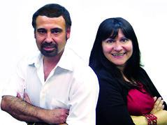 CLUB WOMEN Carlos Ibañez director y presentador Mª Jose Segura  Partner