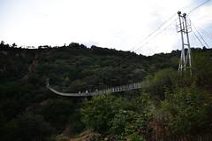 Old Khndzoresk, Armenia (phudd23) Tags: oldkhndzoresk khndzoresk armenia cave village ruin cavevillage suspensionbridge bridge