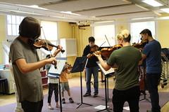 Fiddle Band Workshop 2016