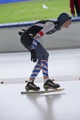 A37W9227a (rieshug 1) Tags: speedskating schaatsen eisschnelllauf skating nkjunioren knsb nkjuniorenallroundafstanden afstanden allround 50010001500massstart demeent alkmaar sportcomplexdemeent juniorenb ladies dames 3000m