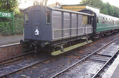 IMGP5809 (Steve Guess) Tags: alton alresford ropley hants hampshire england gb uk train railway engine loco locomotive heritage preserved gw toad brake van guards