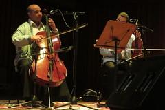 Marouane Hajji & Ikhwan Al-Fann (2016) 10 (KM's Live Music shots) Tags: worldmusic morocco samaa sufimusic andalusimusic arabicmusic marouanehajji violin cello transcenderfestival miltoncourt