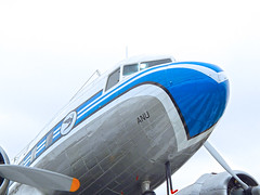 Douglinhas (Gaspar Corrêa) Tags: varig airplane avião expirience dc3 ppanu pp anu douglinhas douglas boulevard laçador