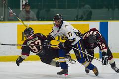 Collision (YYZ Kid) Tags: pickeringhockeyassociation pha pickeringpanthers omha minormidgetaa minorhockey ontariominorhockeyassociation 19 97 andrew jake aatriple20 aatripletwenty 2016aatriple20 londonjuniorknightstournament
