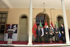 Cancillera festeja Da de la Amistad Peruano-Africana (Cancillera del Per) Tags: cancillera per peruanoafricana relaciones viceministro popolizio argelia egipto marruecos sudfrica amistad