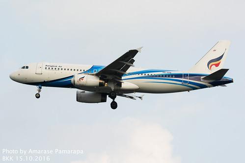 HS-PPK // Bangkok Airways Airbus A320-232