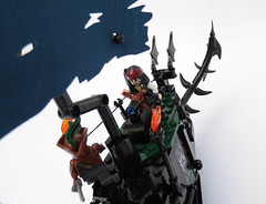 LEGO-Darkevil-11 (Sweeney Todd, the Lego) Tags: lego pirate pirateship zombie zombies ship boat pirates dead darkevil jack sparrow spooky