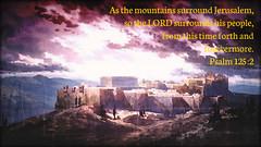 Psalm 125:2 (joshtinpowers) Tags: psalms bible scripture