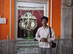 Bhaktidhama-Nasik-01 (umakant Mishra) Tags: bhaktidham bhaktidhamtemple bhaktidhamtrust godavaririver maharastra nashik pasupatinathtemple soubhagyalaxmimishra touristspot umakantmishra
