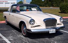 161029_04_GHD_GTHawk (AgentADQ) Tags: car show gator harleydavidson leesburg florida auto automobile collector studebaker gt hawk coupe