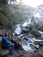 Getting ready (LeelooDallas) Tags: australia tasmania bay fires pyengana columba waterfall tree forest steve dana iwachow fuji finepix hs20 exr