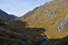 Through the pass toward Lochan a' Mhaim (Paul Sammonds) Tags: morar knoydart
