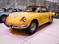 Interlagos A108 Cabriolet 1965 (Rudy Pick) Tags: alpine renault interlagos car