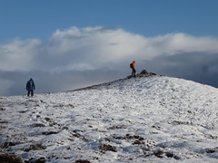 P80 Top of Meall Gorm