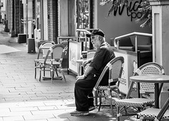 Man in Candem (ITMS.Photography) Tags: man sydney 2016 sitting camden street