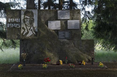 2. pasaules kara padomju karavīru brāļu kapi, 04.06.2016.
