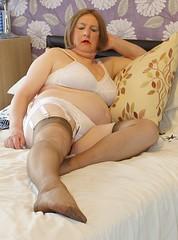 IMG_3830 (Jenny Gloria Williams) Tags: transvestie rht nylons stockings sheer suspenders tg tranny trannie transvestite transgendered bbtv crossdressing crossdresser crossdress crossdressed bra