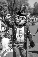 50th Annual Piedmont 4th of July Parade, Piedmont, California (Thomas Hawk) Tags: 4thofjuly america california crittersbythebay eastbay fourthofjuly holiday independanceday july4 july4th piedmont usa unitedstates unitedstatesofamerica bw parade fav10