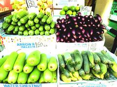 Chinatown veggies (WorldWildGirlAndPicture) Tags: newtorkcity travelaroundtheworld