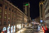 This time it's real (OR_U) Tags: 2016 oru sweden stockholm city night nightlights green matrix bridge tower street