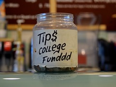 Tip jar (SchuminWeb) Tags: schuminweb ben schumin web october 2016 worcester county md eastern shore oceancity beach beaches ocean city resort town atlantic atlanticocean coastal easternshore tips college fund tip jar jars auntie annes auntieannes money pretzel shop shops restaurant restaurants boardwalk board walk