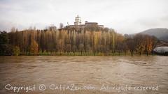 Torino (8) (cattazen.com) Tags: alluvione torino po esondazione parcodelvalentino murazzi pienadelpo cittàditorino turin piemonte monte dei cappuccini