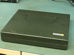 Dulmont Magnum Kookaburra Laptop PC Teardown (eevblog) Tags: dulmont magnum kookaburra laptop pc teardown australian made 1980s