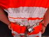 DJI_0454 (boblaly) Tags: prison prisoner handcuffs handcuffed chain cuffed cuffs chained chains convict locked secure shackled shackles padlock belly belt tubes restraints restrained arrested arrest uniform jumpsuit detention inmate jail