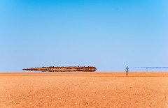 _D752620.jpg (David Hamments) Tags: transaustraliatrip2 statues westernaustralia lakeballard antonygormley