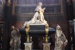 Tomb of Jean-Baptiste Colbert (rjhuttondfw) Tags: colbert sainteustache antoinecoysevox glisesainteustache jeanbaptistecolbert jeanbaptistetuby