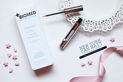 BIOMED LUSHES LASHES siero ciglia 1 (New York can wait...) Tags: eye beauty medical occhi eyebrow organic brow sopracciglia biomed skincare serum cleanser siero detergente ciglia cosmetical