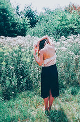 (Berill Sándor Photography) Tags: summer woman me photography photo hungary analogue 2015 analóg