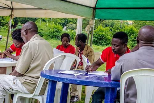 AHF Nigeria: Knockout HIV Testing Event