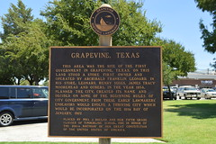 Grapevine, Texas (People, Places & Things) Tags: signs texas grapevine